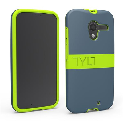 TYLT BAND for Moto X - Lime / Gray