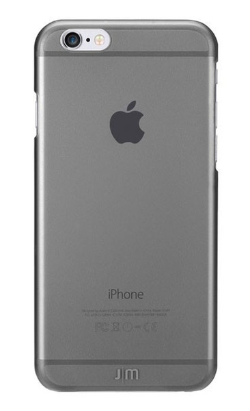 Just Mobile TENC Clear Case for iPhone 6S / 6 - Black Matte