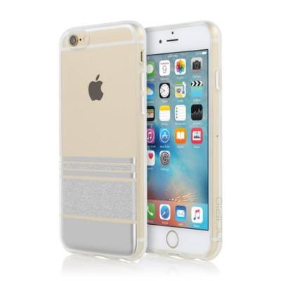 Incipio Stripes Design Series for iPhone 6S Plus / 6 Plus - Silver
