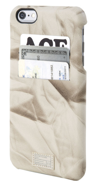 Hex Solo Wallet for iPhone 6S Plus / 6 Plus - Ivory Heritage