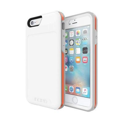 Incipio Performance Rugged Case for iPhone 6S / 6 - White / Orange