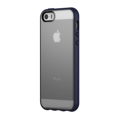Incase Pop Case for iPhone SE - Clear / Midnight Blue