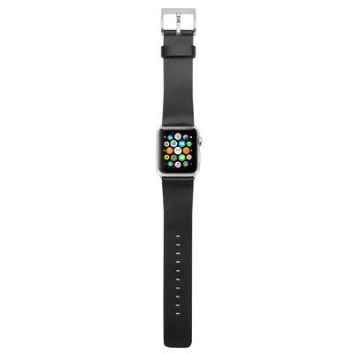 Incase Leather Band for Apple Watch 42mm - Black