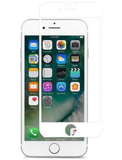Moshi iVisor AG Anti Glare Screen Protector for iPhone 7 Plus - White
