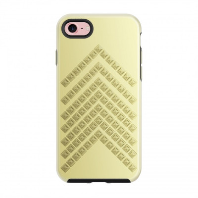Rebecca Minkoff Star Studded Case for iPhone 7 - Gold