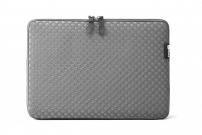 """Booq Taipan Spacesuit for 15"""" MacBook Pro with Touchbar - Gray"""