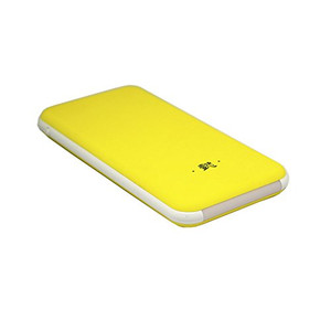 Lian LifeStyle 10000mAh Portable Charger Dual USB Output - Ultra High Capacity Power Bank with 2A Output High-Speed Charging for iPhone iPad & Samsung Galaxy & More -Y3 Yellow