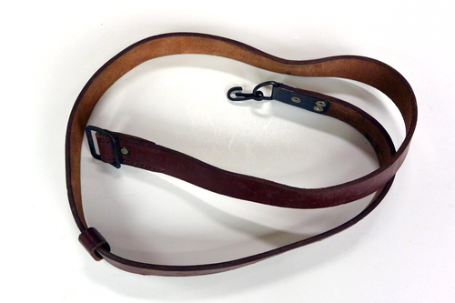 Romanian leather AK sling