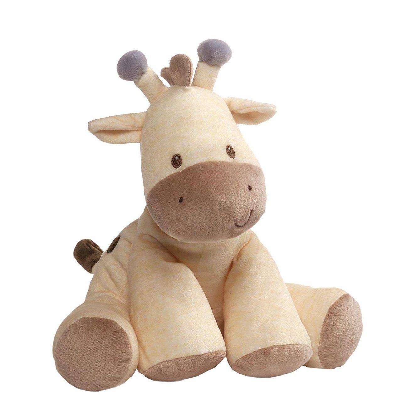 baby gund playful pals musical keywind stuffed animal plush toy giraffe 8 inches. Black Bedroom Furniture Sets. Home Design Ideas