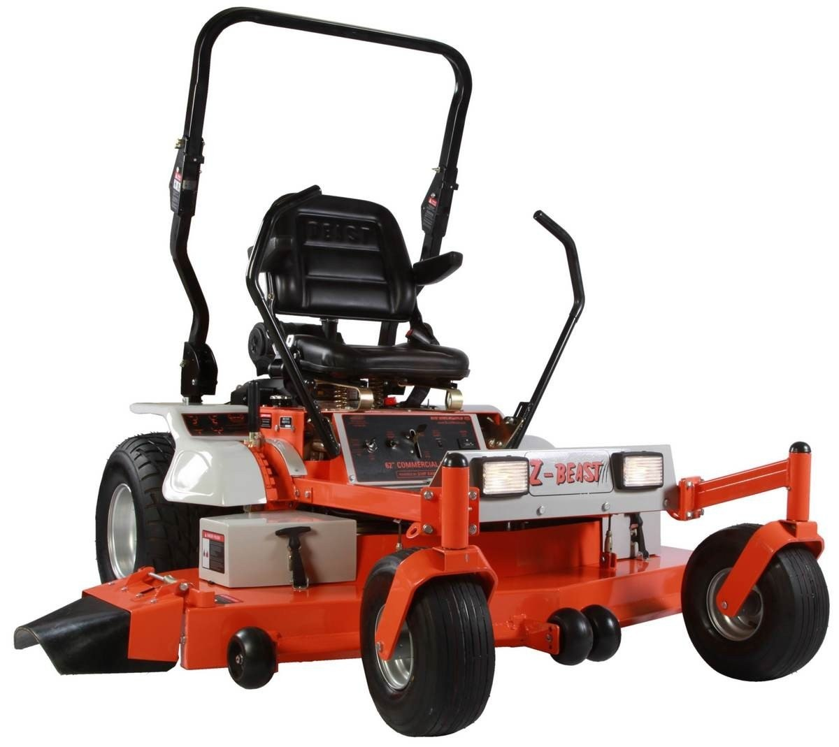 Beast Mowers - Got a fastest speed in the category