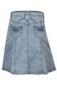 Midi skirt ice blue