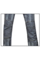 Cloves Womens Blue vintage look  Slim Boot Cut Jeans Plus Size 12 - 24