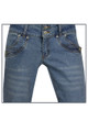 boot cut jeans front pocket