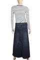 ladies maxi long skirt
