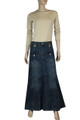 Casual Denim Skirts Plus Size for Women