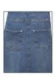 Clove Women's Pleated Denim Skirt From Jeans oasis.
