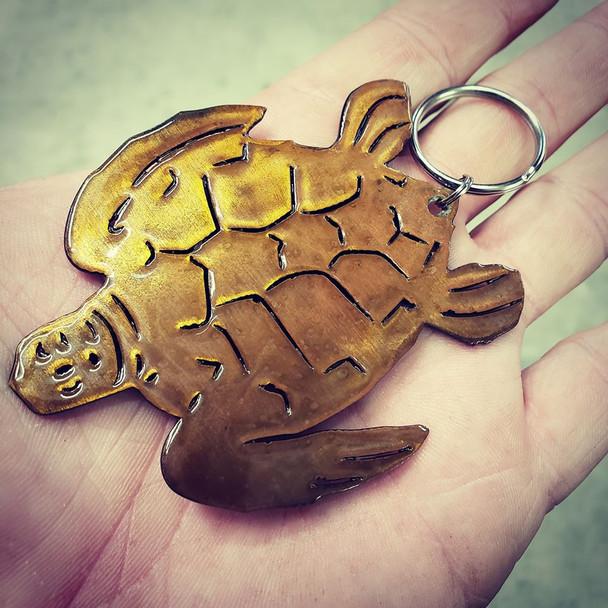 Sea Turtle Key Chain