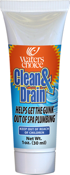 Clean and Drain