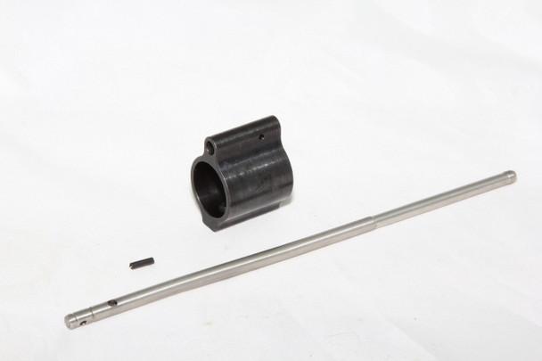 "Gas tube -  Pistol Length Gas Tube Stainless +.75"" STEEL Gas Block AR15 223 5.56"