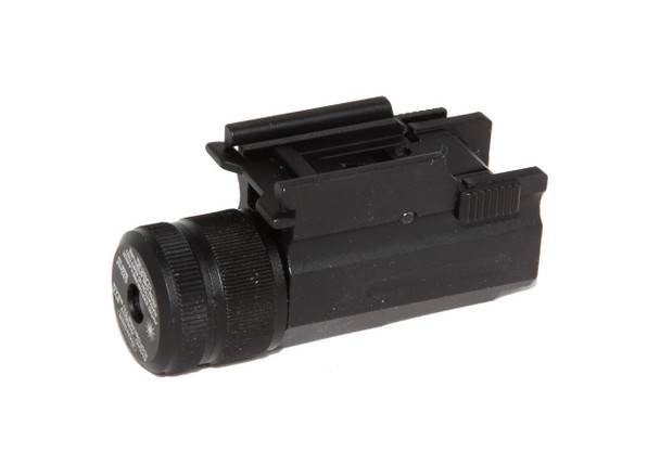 Compact Green Laser Sight with Quick Release Mount