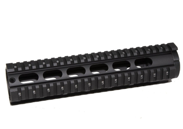 "10"" Quad rail Handguard One Piece Free Float AR15 223 handguard, AR15 Handguard 5.56"
