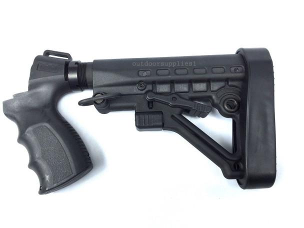 Mossberg 500 Maverick 88 6-postion Adjustable stock Pistol Grip kit