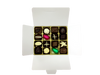 White Easter gift box - 16 chocolates assorted $34.50