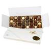 White Easter gift box - 32 chocolates $62.50
