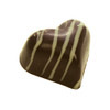 PRECIOUS HEART Glaceed cherry & brandy ganache in dark chocolate