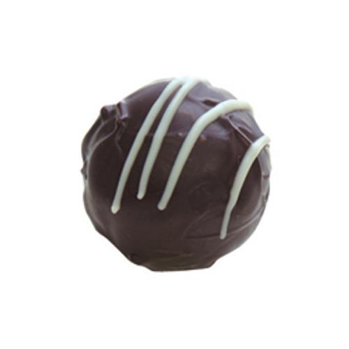 TORRENS TRUFFLE Plum & South Australian port ganache in dark chocolate
