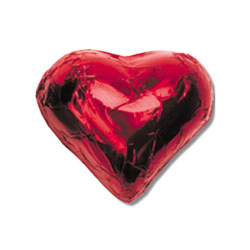 CARAMEL LOVE Soft buttery caramel in milk chocolate/red foil
