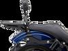 Cobra Detachable Sissy Bar Kit for 06-17 Dyna and Dyna Wide Glide models - Black