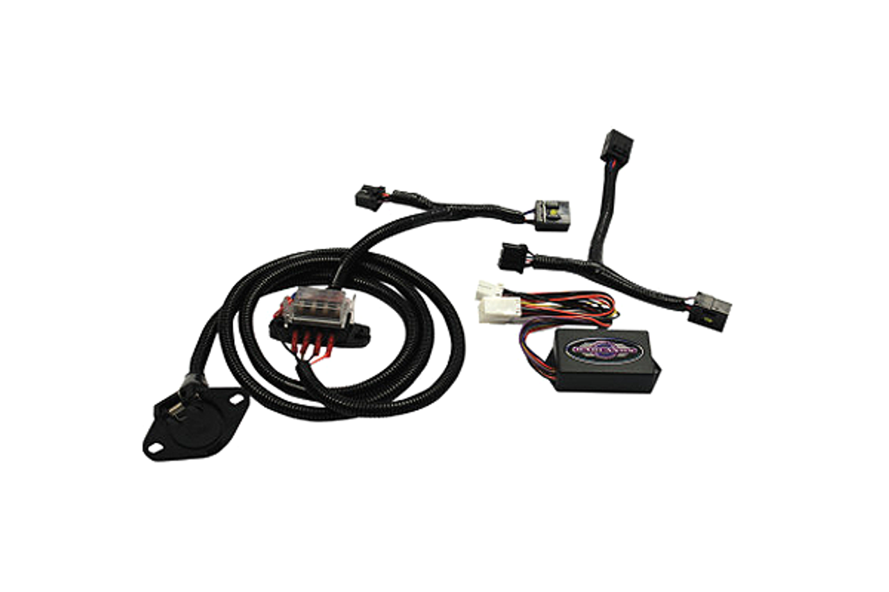 Motor Trike Inc. Trailer Hitch Wire Harness for '09-13