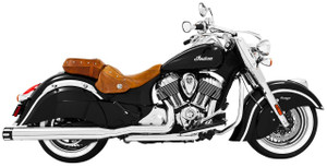 Freedom Performance True Dual Header for '14-Up Vintage, Classic, Chieftain & Roadmaster - Chrome