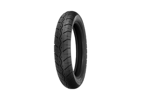 Shinko Motorcycle Tires 230 Tour Master  FRONT 130/90V16   67 -Black, Each