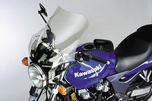 National Cycle F-Series Fairing for Triumph Models -F-15 Touring Light Tint Click for fitment