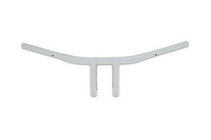Drag Specialties  1.25 in. Standard Handlebars 6 in.  Rise 5.5 in. Pullback for Yamaha Models