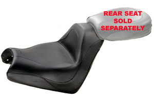 Mustang  Sport Touring Solo Seat  for VTX 1800F '05-up -Vintage