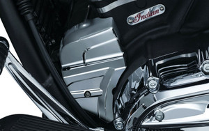 Kuryakyn Starter End Cover  for 2014-Up Indian Chief Classic, Dark Horse, Vintage, Chieftain & Roadmaster