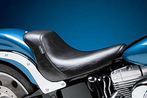 LePera  Bare Bones Solo Seat for '06-Up Softail (exc. Deuce) 200 mm Tires