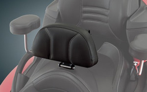 Show Chrome Smart Mount™ Backrest Kit for Can Am Spyder RT -Large Kit