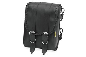 Willie & Max Sissy Bar Bag- Braided Series