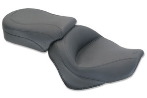 Mustang  Two-Piece Seat for Triumph 1600 Thunderbird '09-Up & Thunderbird 1700 Storm '11-Up -Vintage