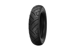 Shinko Motorcycle Tires 777 FRONT 130/80-17 4 Ply  65 -Black, Each