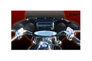 Hoppe Industries Quadzilla Fairing with Audio for Yamaha Royal Star Tour DLX