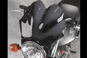 National Cycle F-Series Fairing for Triumph Models -F-16 Sport Dark Tint Click for fitment 1
