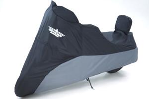UltraGard Classic Series Large Cruiser Cover -Black/Charcoal