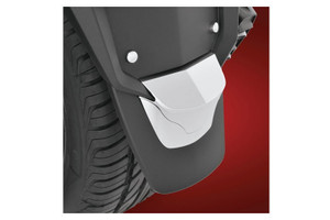 Big Bike Parts Rear Mudflap Extension Accent for Can-Am RT