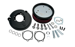 Arlen Ness   Big Sucker Stage 1 Performance  Air Filter Kits for  XL Models  '91-Up -Black DOES NOT INCLUDE COVER