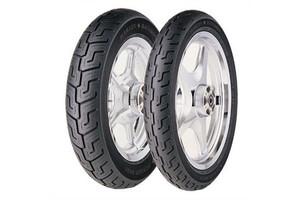 Dunlop Harley Davidson D401 Tires FRONT 90/90-19BLK  52H Black -Each